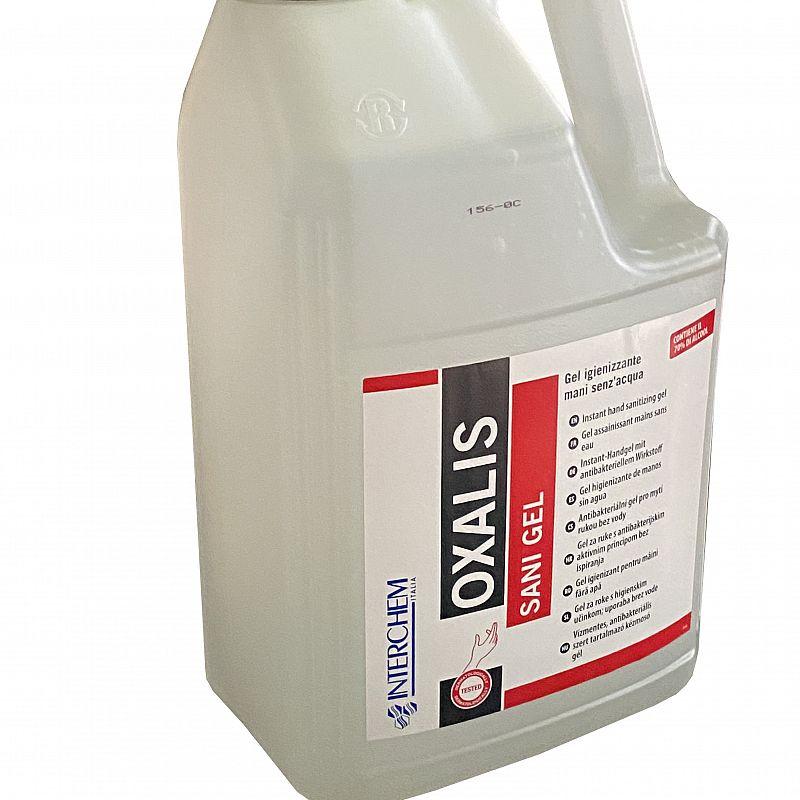 Sanitizing gel 5 L copy
